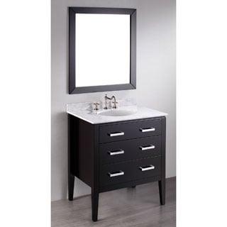 31-inch Bosconi SB-260 Contemporary Single Vanity