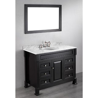 43-inch Bosconi SB-278 Contemporary Single Vanity