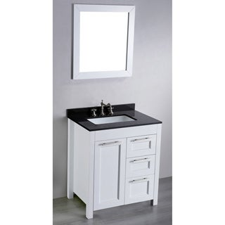 30-inch Bosconi SB-267-1 Contemporary Single Vanity