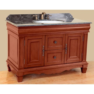 48-inch Bosconi T-3603 Classic Single Vanity