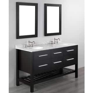 Buy Bosconi Bathroom Vanities Vanity Cabinets Online At Overstock - Bathroom vanities birmingham al