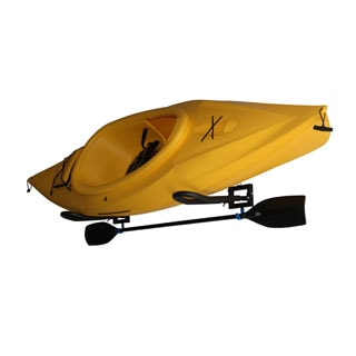 Gear Up Heavy Duty Wall Mount Folding Kayak, Paddleboard, and Storage Rack