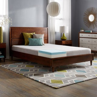 Slumber Solutions Choose Your Comfort 8-inch Full-size Gel Memory Mattress