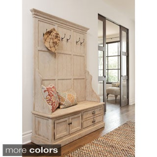 Kosas Home Aspen Entryway Storage Bench