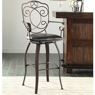 Harper Blvd Cambridge Swivel Bar Stool Free Shipping