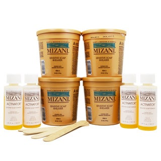 Mizani Sensitive Scalp Rhelaxer 12-piece Kit