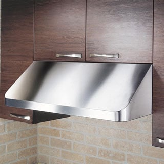 KOBE Brillia CHX191 Series, 30-inch Under Cabinet Range Hood, 680 CFM, Stainless Steel, Baffle Filter, QuietMode, LED Lights