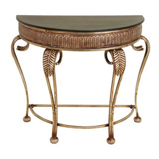 Metal Console Table