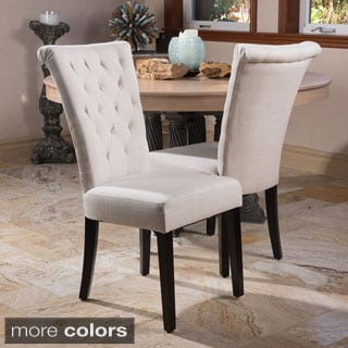 Venetian Dining Chair (Set of 2) by Christopher Knight Home