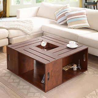 Furniture of america coffee sofa end tables for Furniture of america customer service
