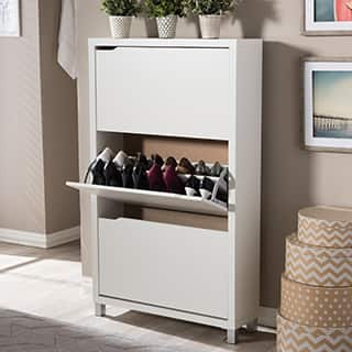 Simms White Modern Shoe Cabinet|https://ak1.ostkcdn.com/images/products/P16017027L.jpg?impolicy=medium