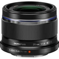 Olympus - 25 mm - f/1.8 - Fixed Focal Length Lens for Micro Four Thir