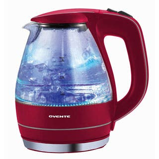 Ovente KG83R Red 1.5-liter Glass Electric Kettle|https://ak1.ostkcdn.com/images/products/P16061890q.jpg?impolicy=medium