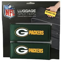 NFL Green Bay Packers Original Patented Luggage Spotter (Set of 2)