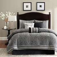 Madison Park Denton 7-piece Comforter Set