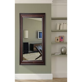 American Made Rayne Dark Walnut Tall Mirror