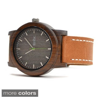 Tmbr Sandalwood 'The Burly' Chronograph Watch