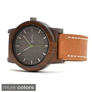 Tmbr Sandalwood 'The Burly' Chronograph Watch|https://ak1.ostkcdn.com/images/products/P16138689a.jpg?impolicy=medium
