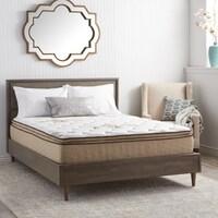 NuForm Quilted Pillow Top 11 Inch Short Queen Size RV Foam Mattress