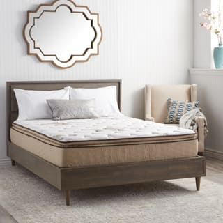 NuForm Quilted Pillow Top 11-inch Twin-size Foam Mattress (Option: Twin)|https://ak1.ostkcdn.com/images/products/P16146353p.jpg?impolicy=medium