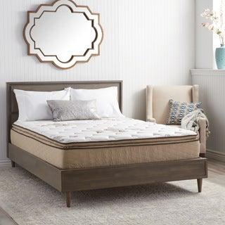 nuform quilted pillow top 11inch kingsize foam mattress