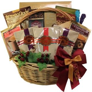 Cafe Gourmet Premium Coffee/ Snacks Gift Basket