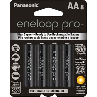 Panasonic eneloop Pro General Purpose Battery