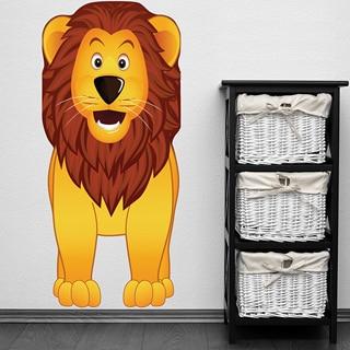 PEEL & STICK BIG Lion Decal