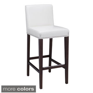 "Sunpan Brooke 30"" Bar Stool espresso leg"