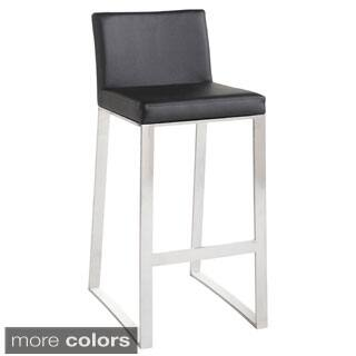 Aurelle Home Modern Swivel Bar Stool Free Shipping Today