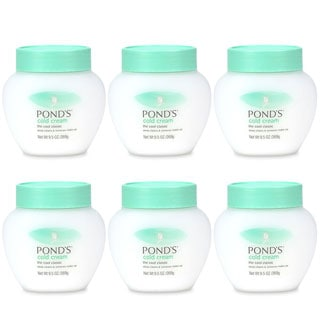Pond 9.5-ounce Cold Cream Cleanser (Pack of 6)