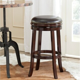 Safavieh Biagio Sierra Brown 29-inch Bar Stool
