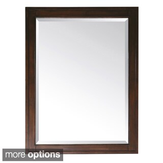 Avanity Madison 24-inch Mirror in Tobacco Finish