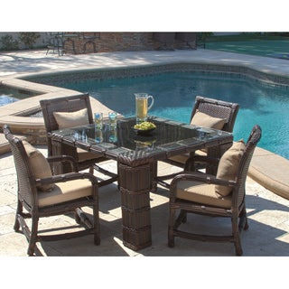 St. Croix 5-piece Outdoor Dining Set