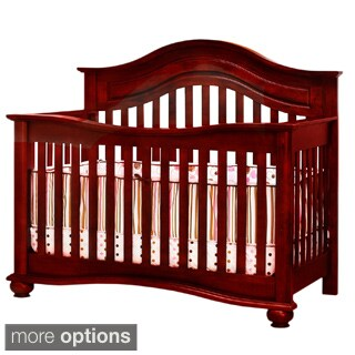 Mikaila Phoebe 3-in-1 Convertible Crib (2 options available)