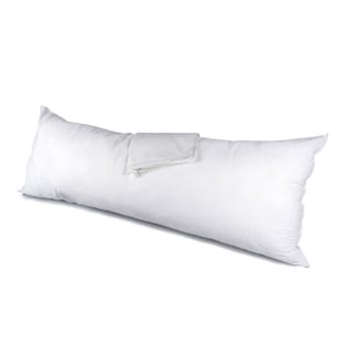 RestMate Temperature Control Body Pillow with Protector