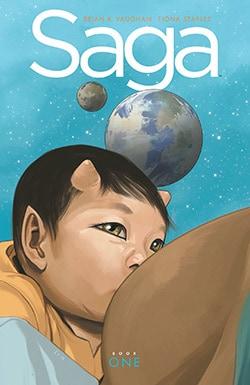 Saga 1 (Hardcover)