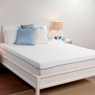 Sealy 8-inch Queen-size Memory Foam Mattress