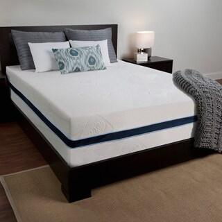 Sealy 14-inch King-size Memory Foam Mattress