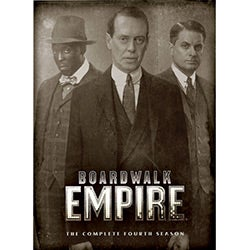 Boardwalk Empire: Complete Fourth Season (DVD)