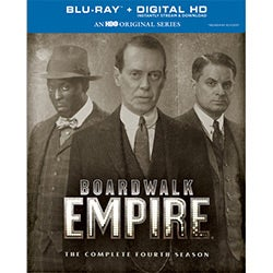 Boardwalk Empire: Complete Fourth Season (Blu-ray Disc)