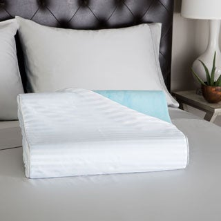 Grande Hotel Collection Gel Memory Foam Contour Pillow