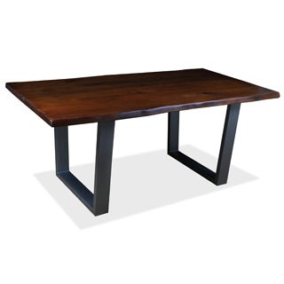 Soho Live Edge Dining Table