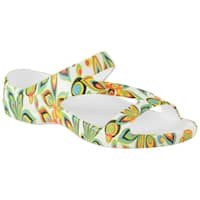 5b1a5ec90c83 Shop Women s Dawgs Loudmouth Z Sandal Magic Bus - Free Shipping On ...