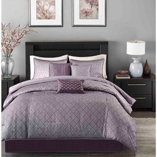 Madison Park Morris 7-piece Polyester Comforter Set