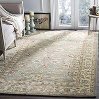 Safavieh Antiquity Grey Blue/ Beige Rug - 8' x 10'
