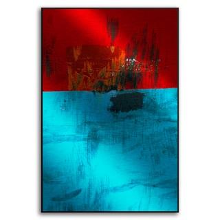Gallery Direct Wyn Bielaska's 'Bouncing Float' Metal Art
