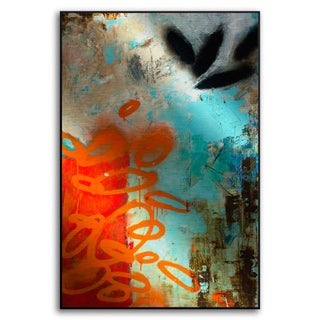 Gallery Direct Todd Camp's 'Urban Scape II' Metal Art