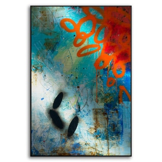Gallery Direct Todd Camp's 'Urban Scape I' Metal Art