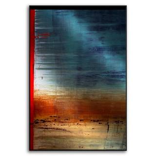 Gallery Direct Wyn Bielaska's 'Prairie Landscape' Metal Art
